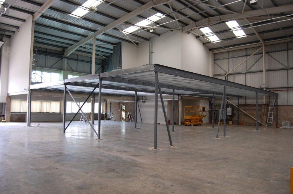Mezzanine Flooring Newbury