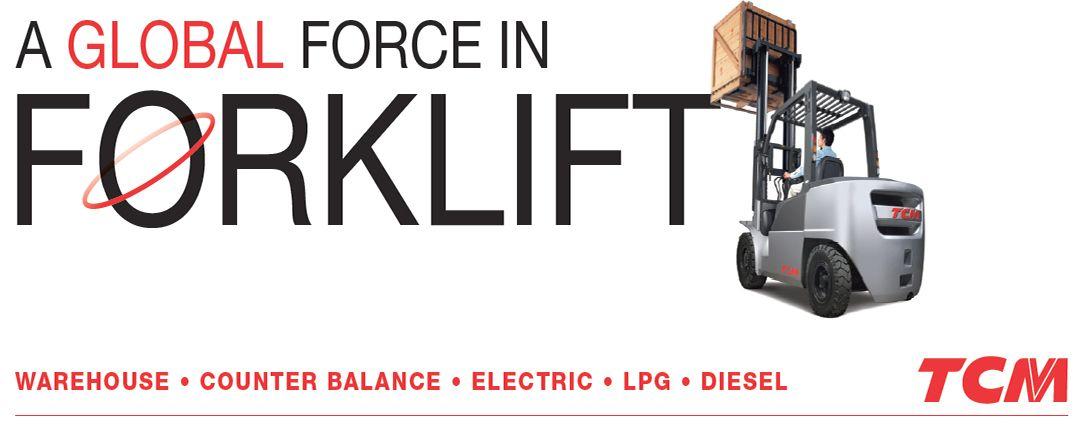 TCM Fork Lift Trucks Berkshire