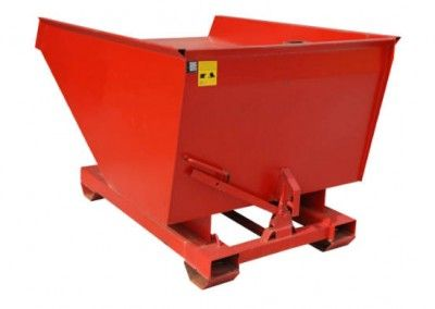 Fork Mounted Skip