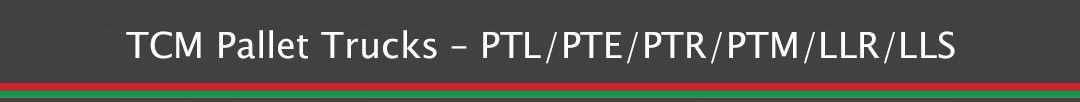 Buy TCM Pallet Trucks Berkshire