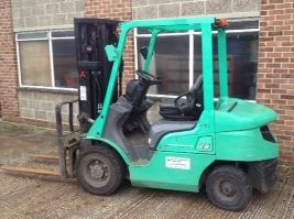 2008 Mitsubishi Model FD25N Forklift for Sale