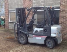 Nissan DX25 C/B Fork Truck for Sale